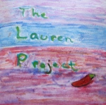 "Original painting for ""The Lauren Project"" recipe contest."